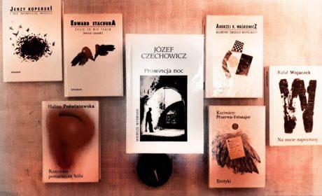 """""""Prowincja noc"""" Józefa Czechowicza"""