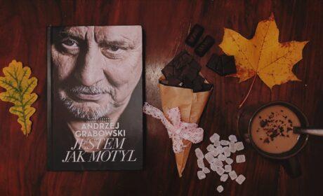 Andrzej Grabowski, Jestem jak motyl